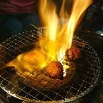 """新鮮ホルモン ランボー - fire walk with me✨✨ """"〆(^∇゜*)♪"""