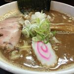 つけ麺 丸和 春田本店 - ハーフミックス中華そば