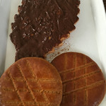 アントワーヌ・カレーム - リーフパイショコラとポティロン(かぼちゃのクッキー)
