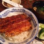 53345233 - 関西風うな丼(1900円)