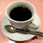 味のレストラン えびすや - セットのコーヒー!