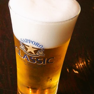 こだわりの生ビール
