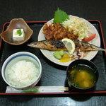 四季亭 - 料理写真:お昼の日替わりAランチ750円