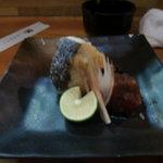 温 - くろむつ カマ焼