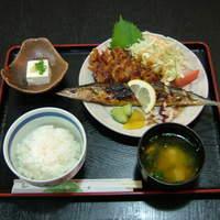 四季亭 - お昼の日替わりAランチ750円