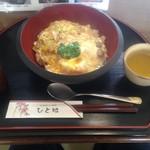 ひと粒 - 2016/07 親子丼 単品¥700