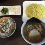 麺屋KAZU - 料理写真:つけ麺セット