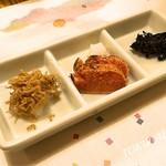 米祥 - 2016 土鍋ご飯のおかず