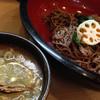 鴨錦 - 料理写真:つけ鴨そば並(700円)を頂きました。