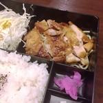 関西旨味酒場 イットク - 日替わりの鶏の照焼