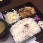 関西旨味酒場 イットク - 本日の日替わりランチ(500円)