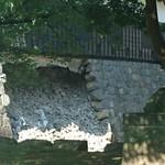 53354735 - 石垣がごっそりと…(´・ω・`)