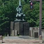 53354737 - 加藤清正公の像