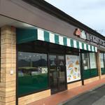 駿河ベーカリー&カフェ - 店舗外観