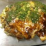お好み焼き華 - 料理写真: