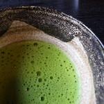 三峯神社 小教院 - 抹茶