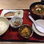 浪花ろばた 八角 - 限定 ちゃんこ定食(780円)16.5月