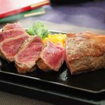 【肉厚人気】サーロインステーキ(500g)