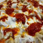 53359906 - マンテゥー。金平糖サイズの餃子。