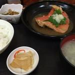 53359929 - 金目煮定食(大)