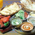 ムガルパレス - 料理写真: