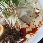 53361672 - 白ゴマ坦々麺