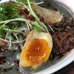 53361685 - 黒ゴマ坦々麺