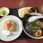 53361690 - Bランチ 黒ゴマ坦々麺 1,080円