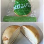 朋友館のパン屋さん - メロンパン130円