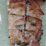 53362174 - 4種の海鮮チヂミ