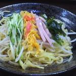 中華食堂一番館 - 「冷し中華(¥500)」