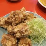 蘭風 - 鶏の唐揚げ