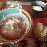 53362322 - 限定ランチ(漬け丼)