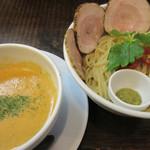 Mitsuba - 《限定》             豚CHIKIトマトつけ麺