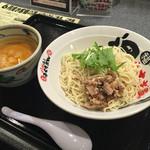 ふくちあん 本店 - 夏の限定麺 坦々つけ麺