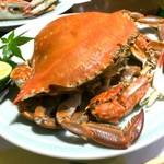 53363734 - 蒸し渡り蟹