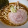 いいづか - 料理写真:丸鶏の醤油らーめん(限定 店長謹製中太面)