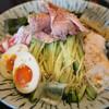 麺匠 縁 - 料理写真:青竹手打ち冷やし中華