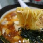 53366316 - (2016/5月)豆腐ラーメンの麺