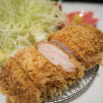 炭豚亭 - 炭豚かつ定食