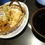 魚の上よし - ヒメジ天ぷら
