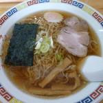 米沢ラーメン すえひろ - 中華そば(米沢ラーメン)550円