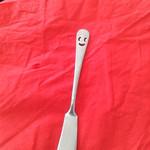 スパルタ - ディップ用のバターナイフ