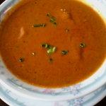 インド・パキスタン料理 ナイル - 鶏肉のカレー