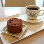 5337889 - ショコラ・ムース、有機コーヒー