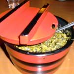 らー麺藤平 - 辛子高菜です♪