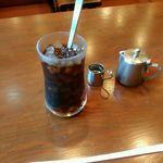 茶々 - ドリンク写真:アイスコーヒー 400円