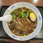 台湾客家料理 新竹 - 排骨麺