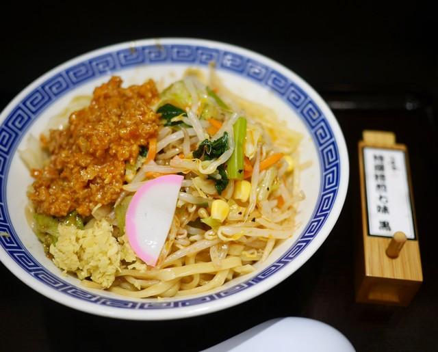 東京タンメン トナリ 東京駅東京ラーメンストリート店>