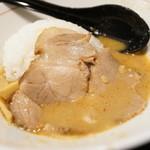 ラーメン屋 切田製麺 - 〆